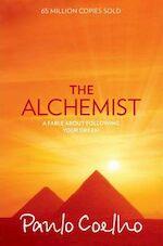 The alchemist - Paulo Coelho, Alan R. Clarke (ISBN 9780722532935)