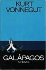 Galapagos A novel - Kurt Vonnegut (ISBN 0440127793)