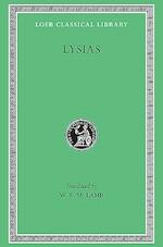 L244 (Trans. Lamb)(Greek) - Lysias (ISBN 9780674992696)