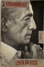 Krishnamurti over... leven en dood - Jiddu Krishnamurti (ISBN 9789069632568)