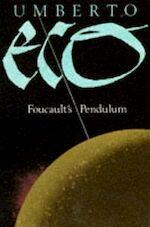 Foucault's pendulum - Umberto Eco (ISBN 9780330314978)