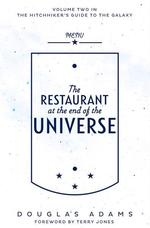 Restaurant at the End of the Universe - Douglas Adams (ISBN 9781509808335)