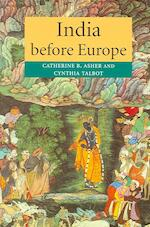 India Before Europe - Catherine B Asher (ISBN 9780521005395)