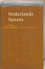 Van Dale Groot Woordenboek Nederlands-Spaans - Unknown (ISBN 9789066482258)