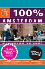 100% Amsterdam speciale uitgave - Judith Zebeda (ISBN 9789057674877)