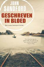 Geschreven in bloed - John Sandford (ISBN 9789044971668)
