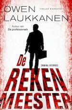 De rekenmeester - Owen Laukkanen (ISBN 9789045207513)