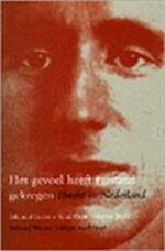 Het gevoel heeft verstand gekregen - Unknown (ISBN 9789069350103)