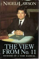 The view from no. 11 - Nigel Lawson