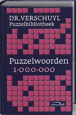 Dr. Verschuyl Puzzelwoorden 1.000.000 - Unknown (ISBN 9789066488311)