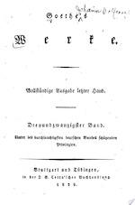 Goethes Werke - Johann Wolfgang Von Goethe, Karl Heinemann