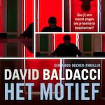 Het motief - David Baldacci (ISBN 9789046170908)