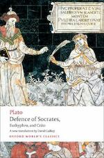 Defence of Socrates, Euthyphro, Crito - Plato (ISBN 9780199540501)