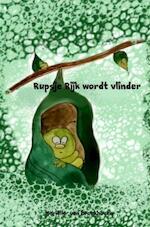Rupsje Rijk wordt vlinder - Mariëlle van Broekhoven (ISBN 9789402162226)