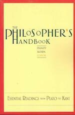 The Philosopher's Handbook - (ISBN 9780375720116)