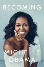 Becoming - Michelle Obama (ISBN 9781524763138)