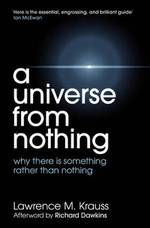 Universe from Nothing - Lawrence M. Kraus (ISBN 9781471112683)