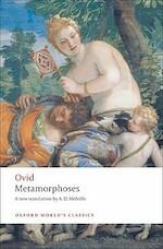 Metamorphoses - Ovid (ISBN 9780199537372)