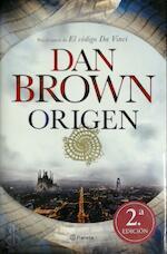 Origen - Dan Brown (ISBN 9788408177081)