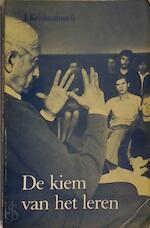 De Kiem van het leren - J. Krishnamurti (ISBN 9789020249323)
