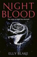 Nightblood - Elly Blake (ISBN 9781473635241)