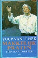 Makkelijk praten - Youp van 't Hek (ISBN 9789060054598)