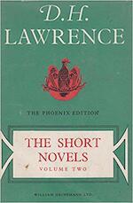 Short novels - D. H. (David Herbert) Lawrence