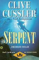 Serpent - Clive Cussler, Paul Kemprecos, Pieter Cramer (ISBN 9789044300116)