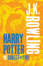 Harry Potter and the Goblet of Fire - J. K. Rowling (ISBN 9781408834992)