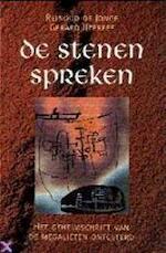 De Stenen Spreken - Reinoud Jonge, Gerard Ijzereef (ISBN 9789021528465)