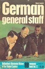 De Duitse generale staf - Barry Leach, S.D. Nemo, Barrie Pitt (ISBN 9789002139994)