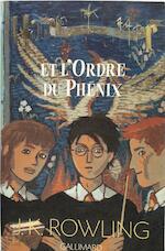 Harry Potter et l'Ordre du Phénix - J. K. Rowling (ISBN 9782070556854)