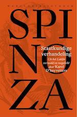 Staatkundige verhandeling - Benedictus de Spinoza, Spinoza (ISBN 9789028425569)
