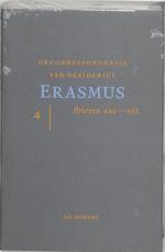 De correspondentie van Desiderius Erasmus IV - Desiderius Erasmus (ISBN 9789061005902)