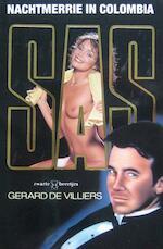 Nachtmerrie in Colombia - Gerard de Villiers (ISBN 9789044968019)