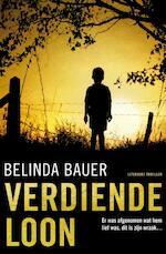 Verdiende loon - Belinda Bauer (ISBN 9789022999554)