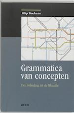 Grammatica van concepten - F. Buekens (ISBN 9789033453908)