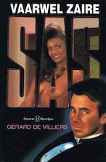 Vaarwel Zaire - Gérard de Villiers (ISBN 9789044968163)