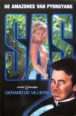 De amazones van Pyongyang - Gérard de Villiers (ISBN 9789044967654)