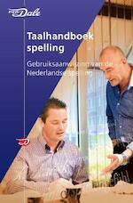 Van Dale taalhandboek spelling - Theo de Boer (ISBN 9789460771156)