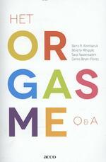 Het orgasme: Q en A - Barry Komisaruk (ISBN 9789033496547)