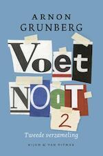 Voetnoot - Arnon Grunberg