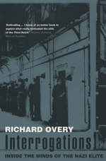 Interrogations - Richard Overy (ISBN 9780140284546)