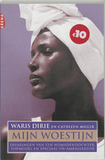 Mijn woestijn - Waris Dirie, C. Miller (ISBN 9789069747255)