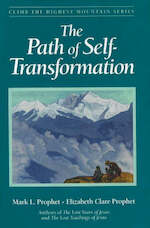 The Path of Self Transformation - Mark L. Prophet, Elizabeth Clare Prophet (ISBN 9780922729548)