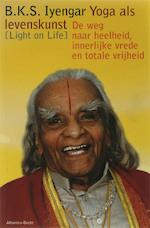 Yoga als levenskunst - B.K.S. Iyengar, D. J.J. / Abrams Evans (ISBN 9789069637136)