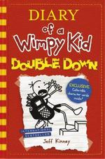 Diary of a Wimpy Kid 11. Double Down - Jeff Kinney (ISBN 9780141373027)