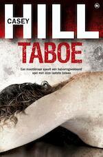 Taboe - Casey Hill (ISBN 9789044339307)