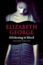 Afrekening in bloed - Elizabeth George (ISBN 9789046113851)