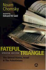 The fateful triangle - Noam Chomsky (ISBN 9780745315300)